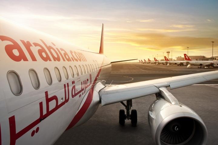 Air Arabia fleet