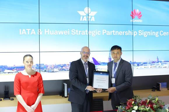 Huawei and IATA Partnership
