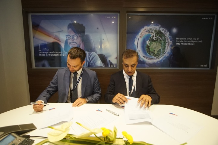 Air Arabia selects Thales for its fleet Electronic Flight Bag  system.jpg
